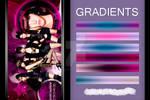 GRADIENTS #O01. by SorixStudio