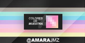 Colores de muestra by SorixStudio