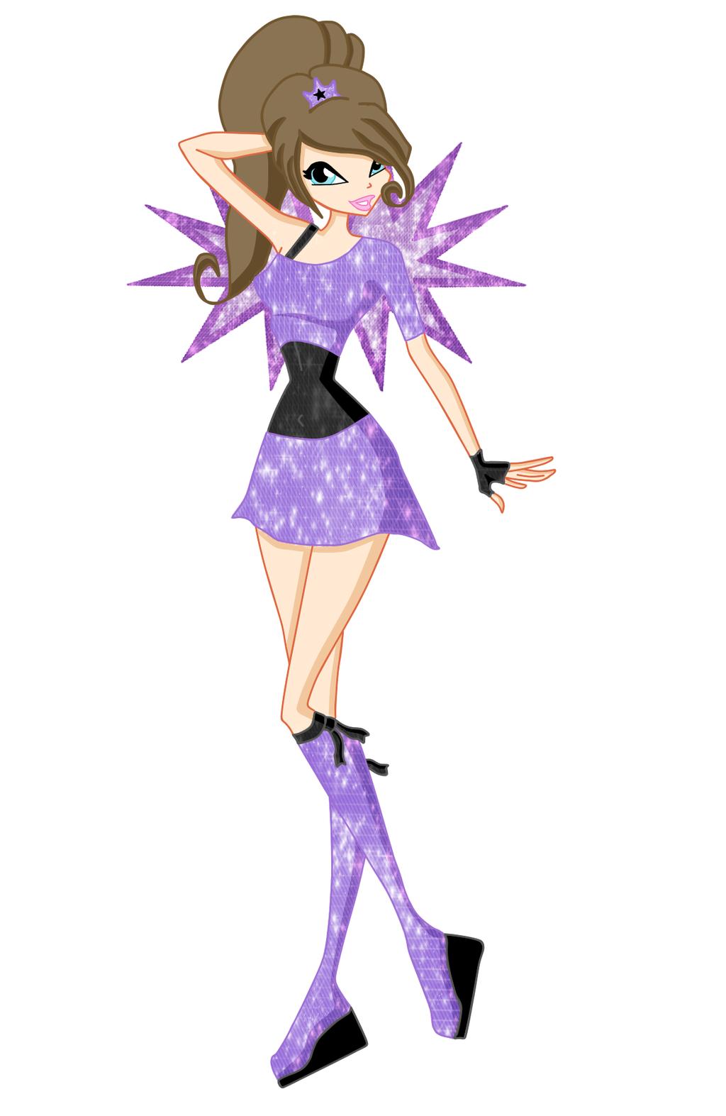 Princess ella in winx form by princessellawinx on deviantart - Princesse winx ...