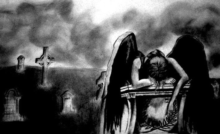 Fallen Angel by Er-ca