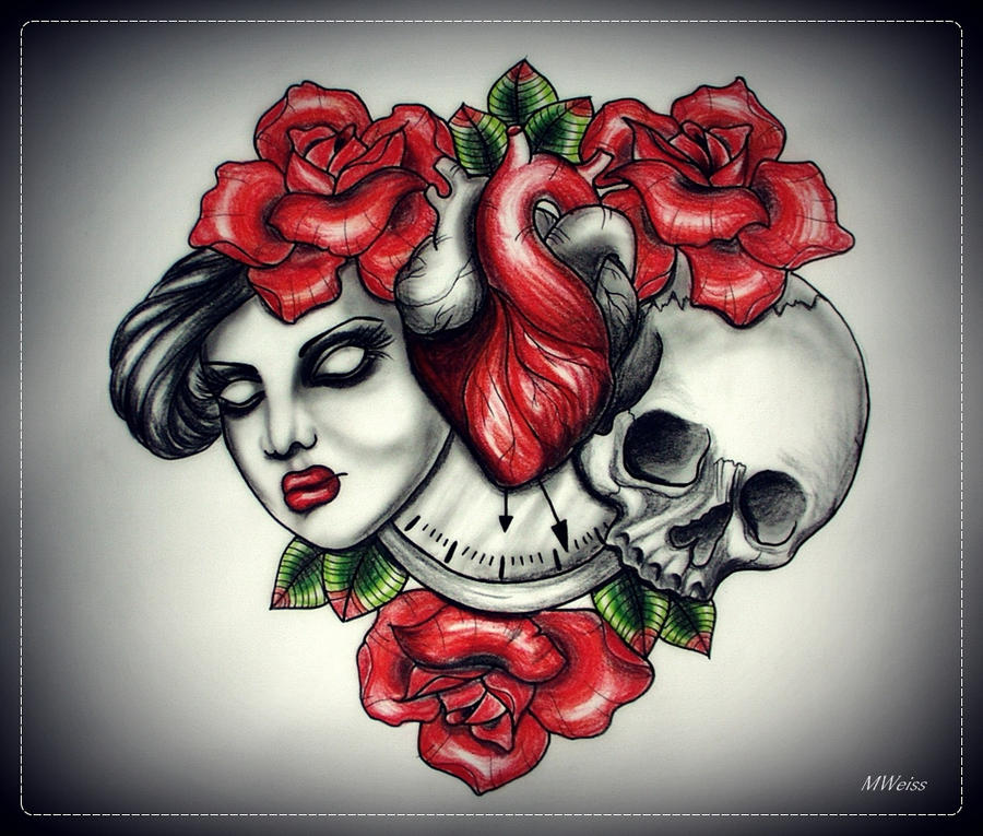 Sprig toys hollow cake ideas and designs for Until death do us part tattoo