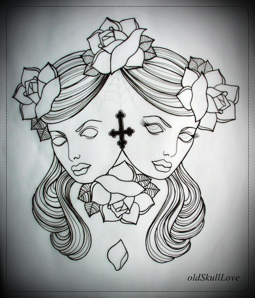 Love Tattoo Outlines: Helperhello