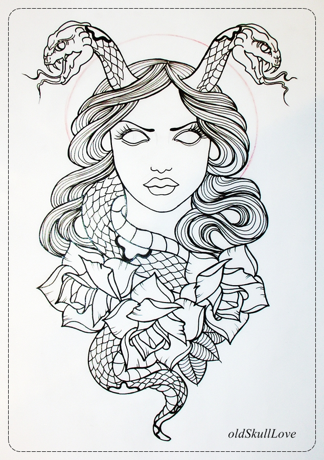 Hunting Tattoo Designs Outlines