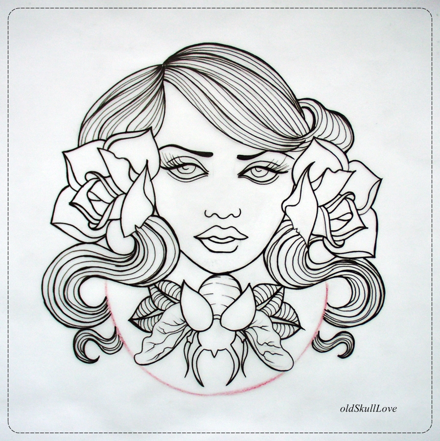 Love Tattoo Outlines: Official Catalog
