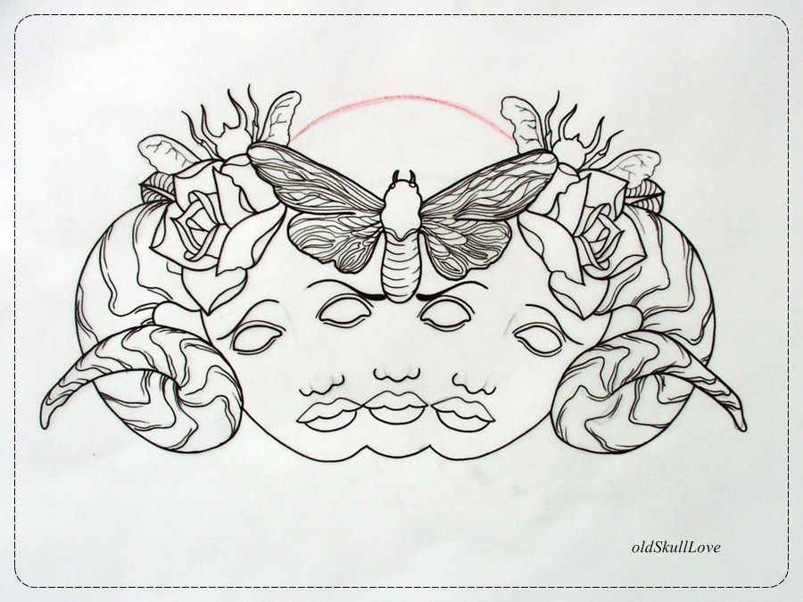 Love Tattoo Outlines: Tattoo Designs, Tattoos, Outline