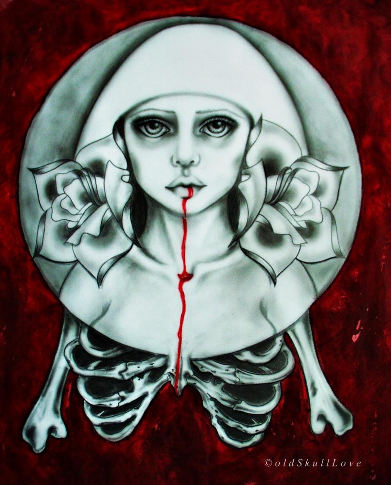 BLOOD by MWeiss-Art