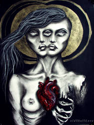 SIAMESE TWINS by MWeiss-Art