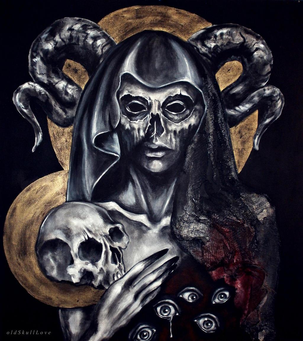MOTHER of FEAR by MWeiss-Art
