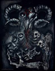 DEVOTION collab work by MWeiss-Art