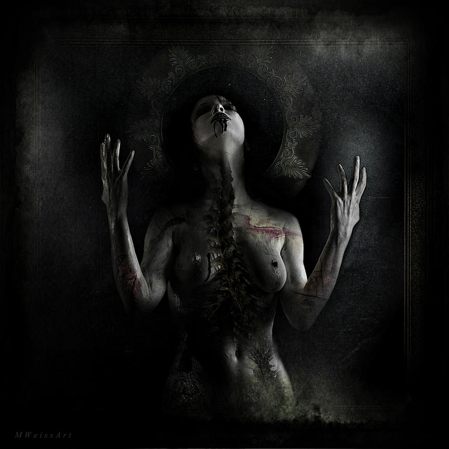 sacrifice II by MWeiss-Art