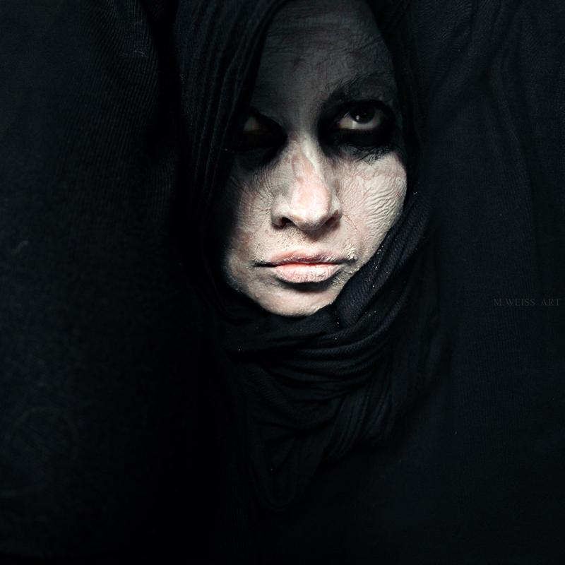 black by MWeiss-Art