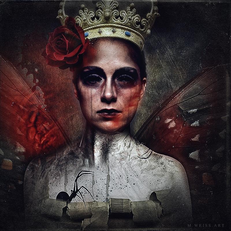 red queen by MWeiss-Art