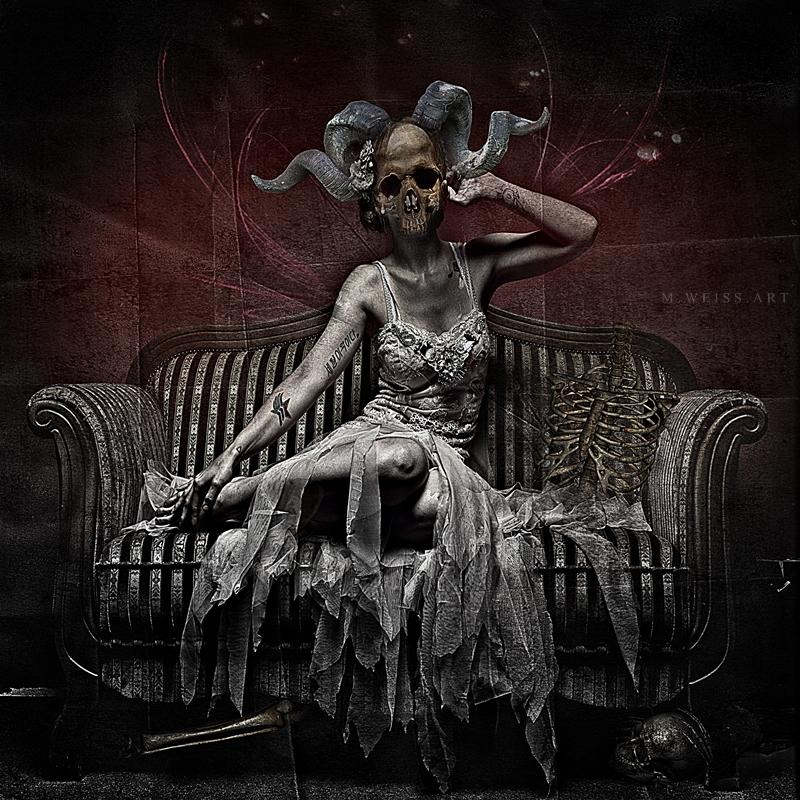 The Dark Carnival By Mweiss Art On Deviantart