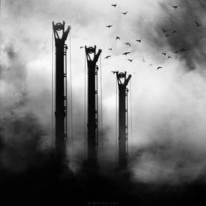 escape by MWeiss-Art