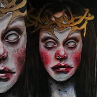 dead head VII .the crown. by MWeiss-Art