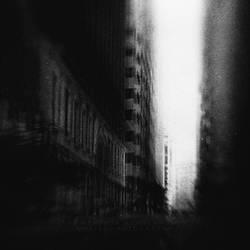 the world in monochrome .9. by MWeiss-Art