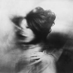 the soul in monochrome .13. by MWeiss-Art