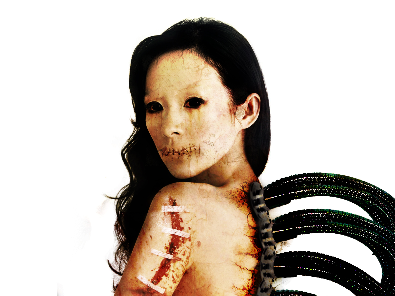 Zombie Asian 57