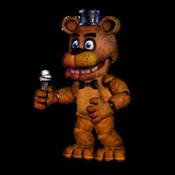 Accurate Adventure Freddy  by DemDarnKatz