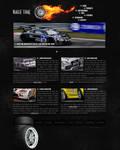 Race Tire, Web
