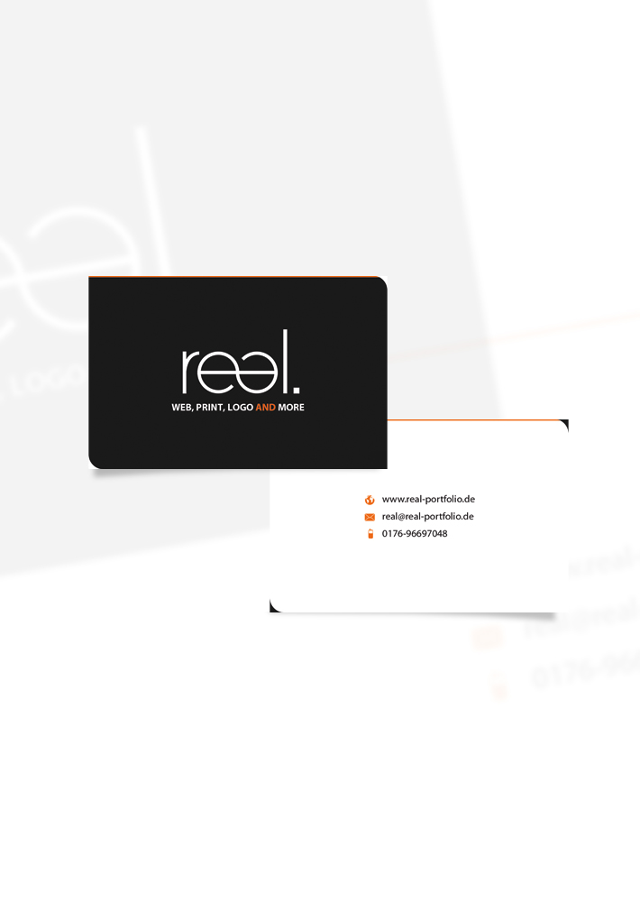 Real. Business Card 2011