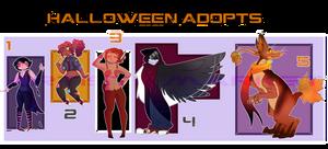 Last Minute Halloween Adopts! Auction ||1/5||Open!