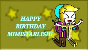 Happy Birthday Star!