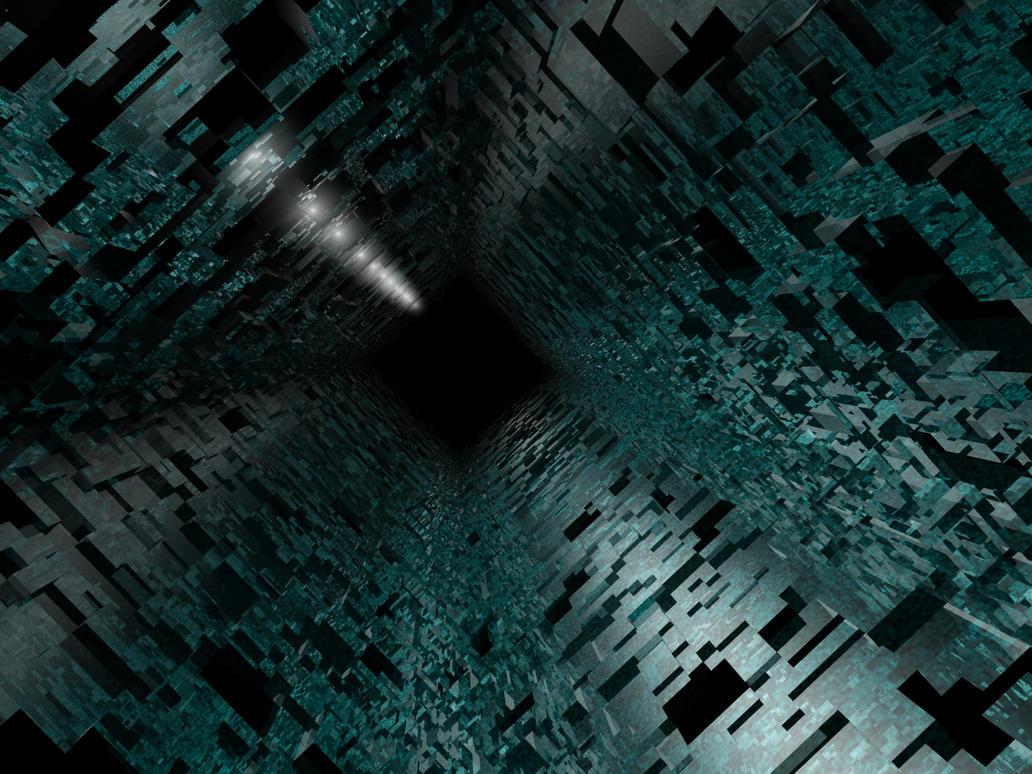 scientific corridor by Thimix2