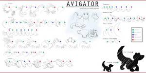 Avigator - CLOSED SPECIES WIP