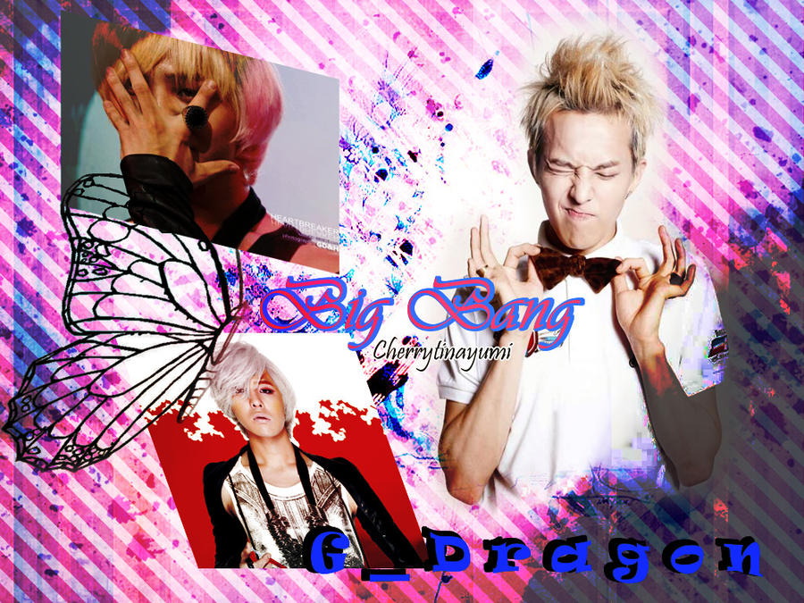 Dragon Cute Wallpaper G_dragon big bang wallpaper by