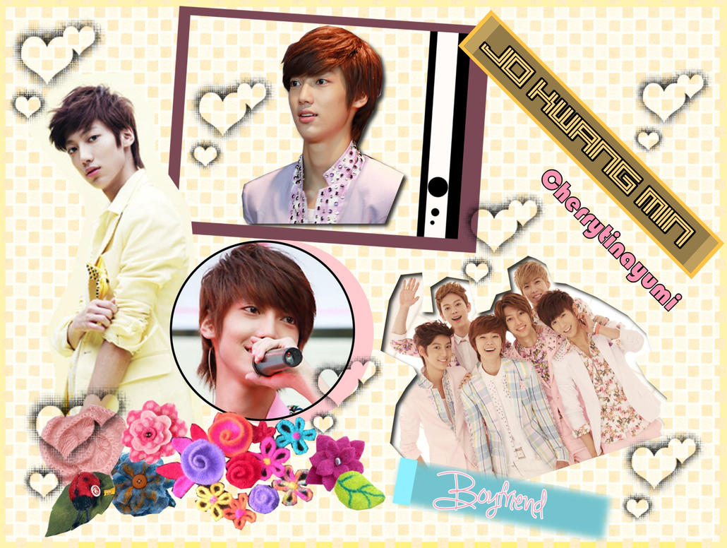 Deviantart Kpop Wallpaper Boyfriend Kpop Group