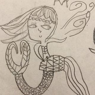 Aquarius Deity by NinaGeek818