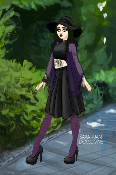 Modern Day Malenficent by NinaGeek818