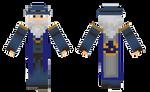 Gandalfr in Minecraft version