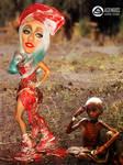Caricature: Lady Gaga (2)