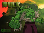 Illustration: Incredible HULK