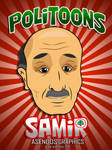 Cartoon : Samir Geagea