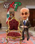 Presidential Candidate DR. Samir Geagea Caricature