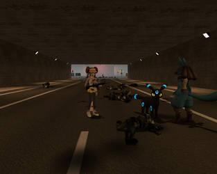 Rosa's got a gun by Krystal-fan2005