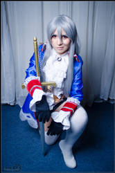 I am the awesome Prussia by WirmPhotography