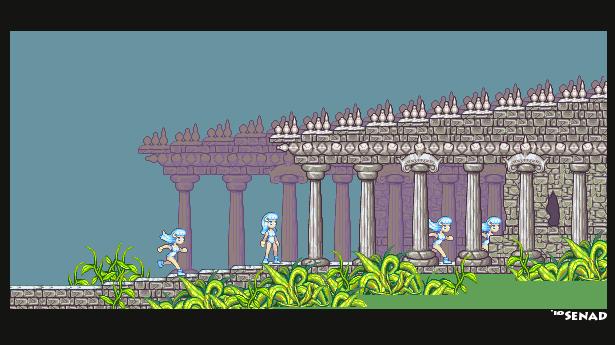 Atlantis Temple 2 by Gentlemaen
