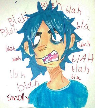 blagh by Sm0lly