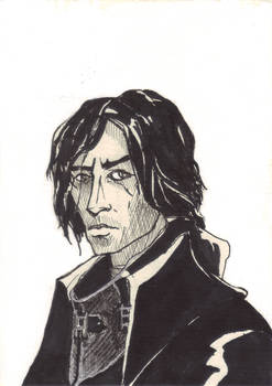 Corvo, sans mask