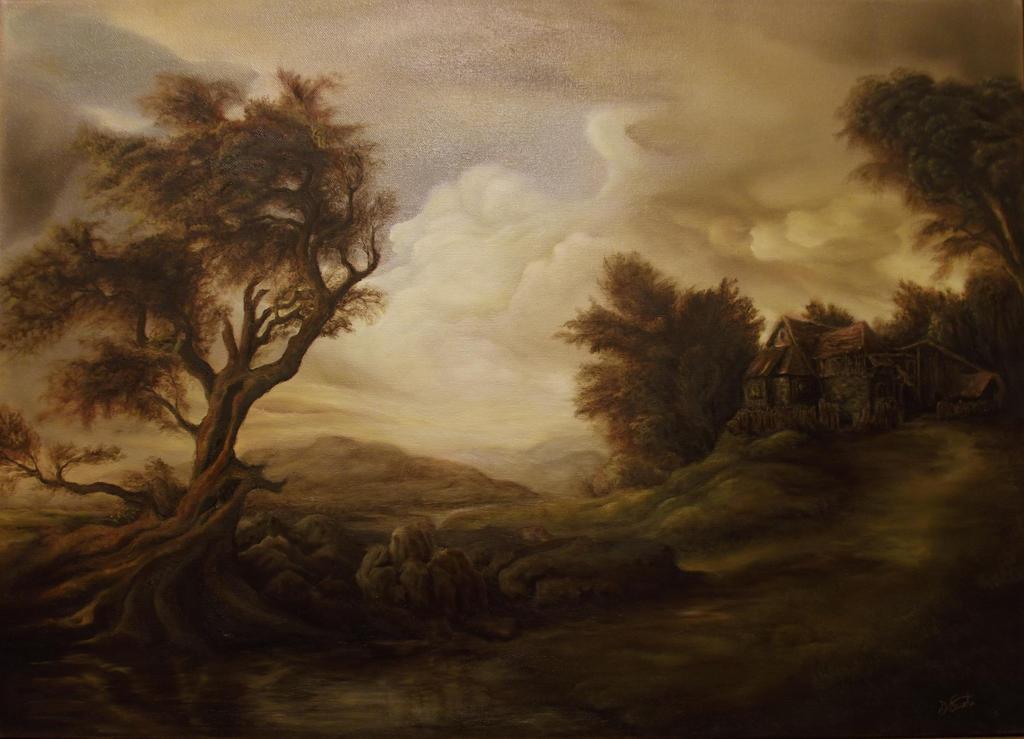Dan Scurtu Wuthering Heights By Danscurtu On Deviantart