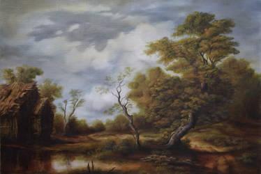 Landscape by DanScurtu