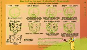 + - Tutorial: Lion Faces - +