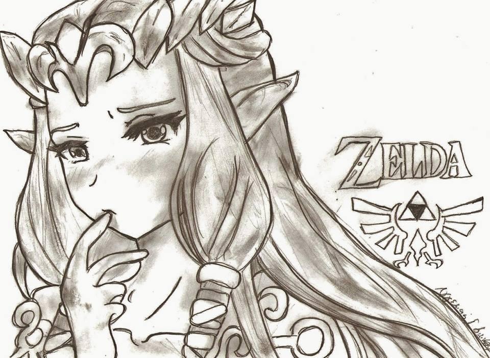 Princess Zelda  ^^ by princesskaoru