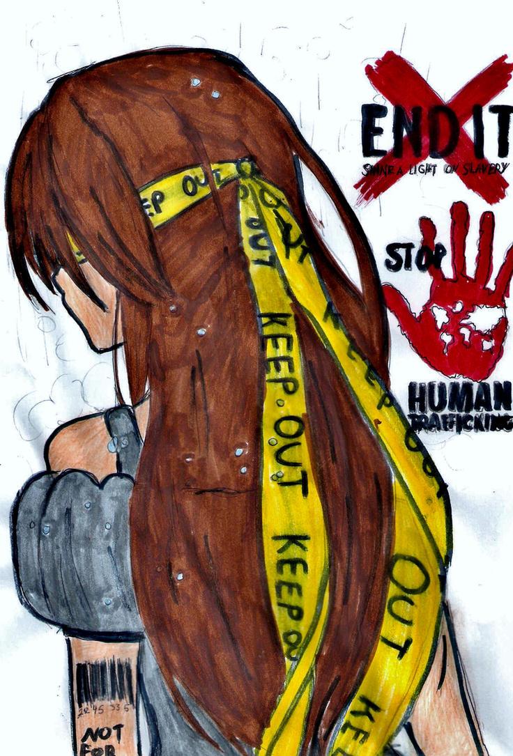Stop Human Trafficking !!!! by princesskaoru