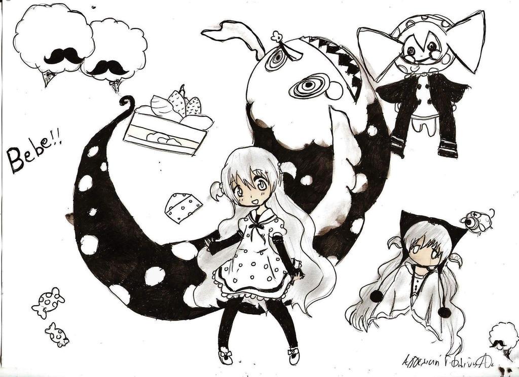 Bebe!! by princesskaoru