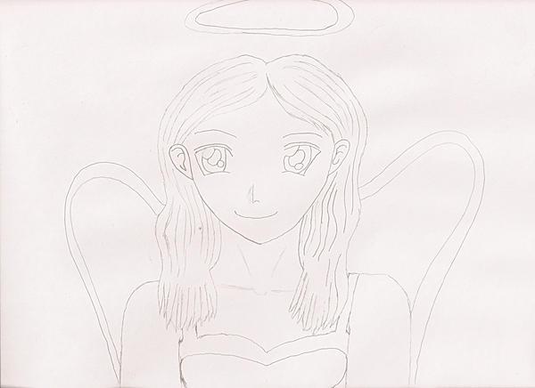 cartoon angel by djinvasion21 on deviantart